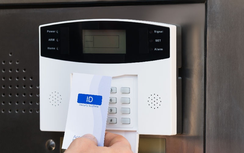 Access Control Security Solutions