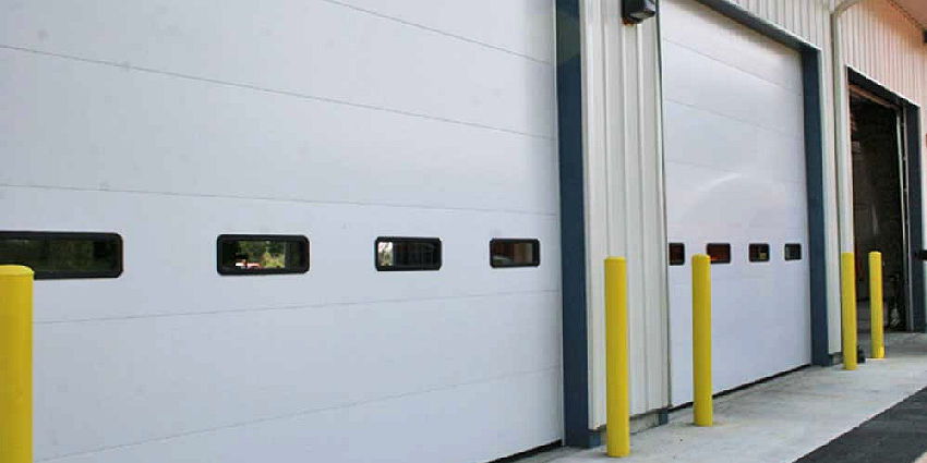 Commercial Garage Doors and Security
